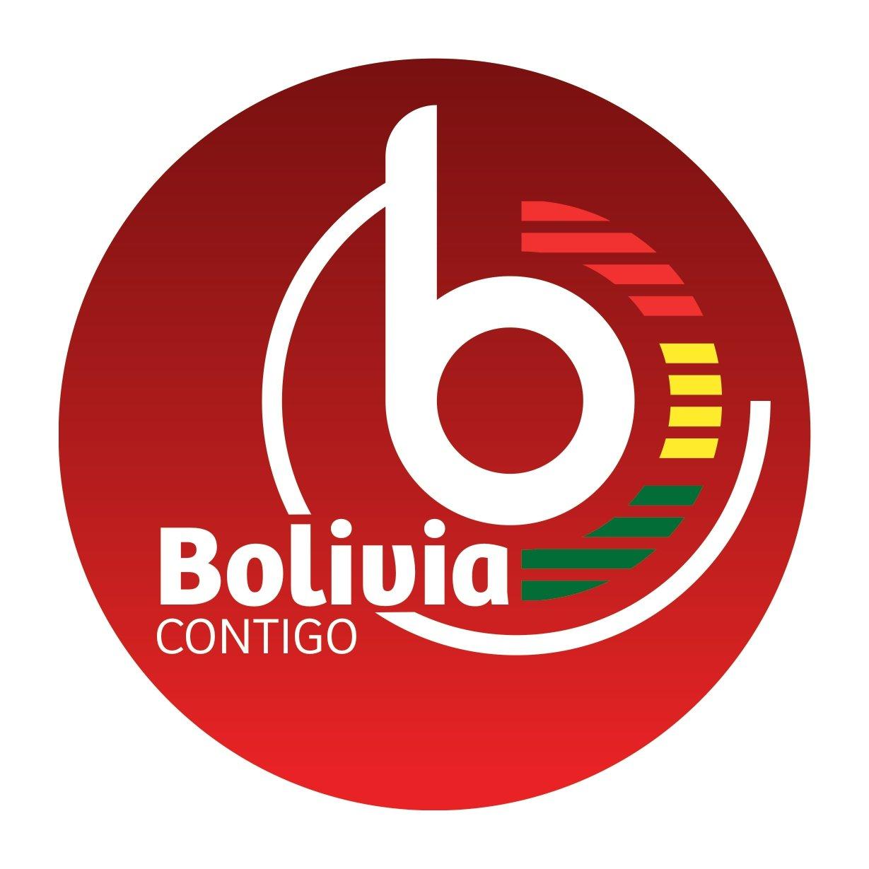 LOGO BOLIVIA CONTIGO CIRCULAR