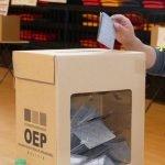 Residentes bolivianos en España votaron en las elecciones de Bolivia 2020